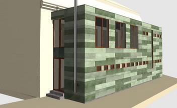 Müllerův dům s přístavbou