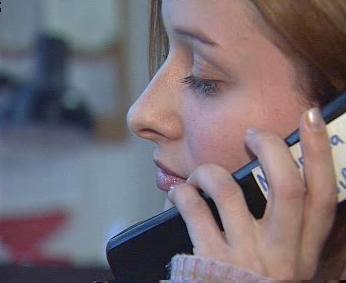 Telefonování