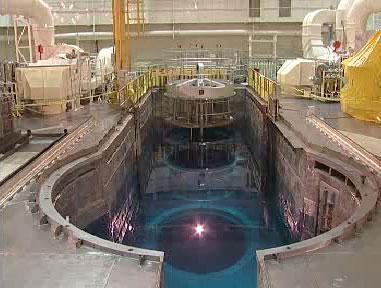 Temelínský reaktor