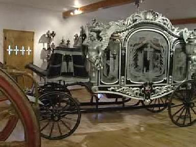 Historický kočár