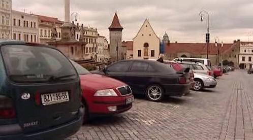 Parkování ve Znojmě