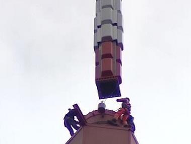Úprava vysílače Javořice
