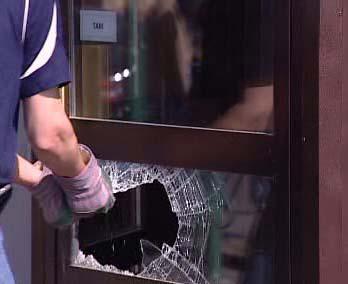 Ukradený bankomat