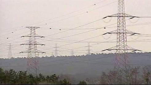 Dráty elektrického vedení