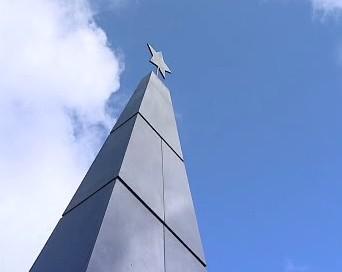 Pomník Rudé armády v Brně-Králově Poli