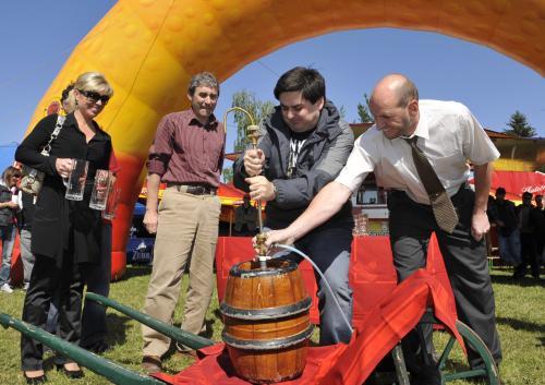 Pivní festival v Olomouci
