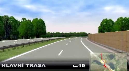 Plánovaná silnice R52