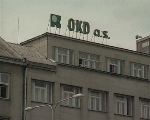 Budova OKD