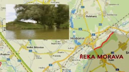 Lodní doprava na řece Moravě