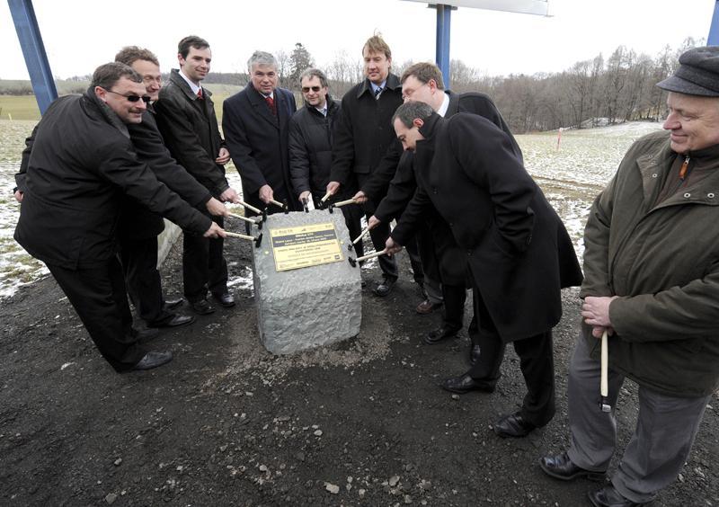 Na Opavsku začala stavba nové silnice