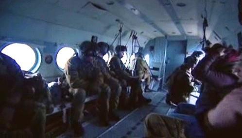 Posádka vrtulníku