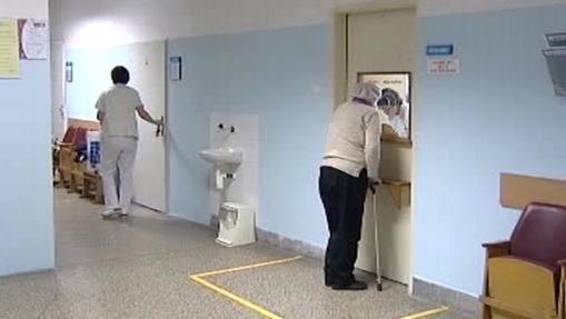 Všední den v brněnské nemocnici