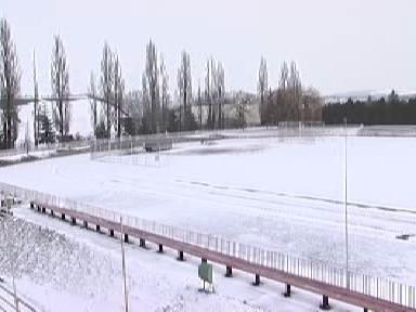 Atletický stadion v Krnově