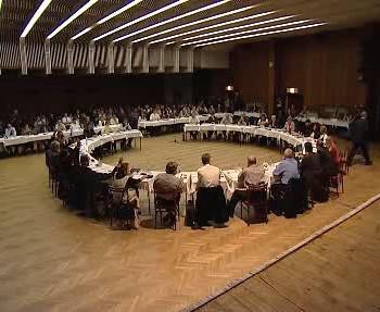 Jednání zastupitelstva v Třebíči