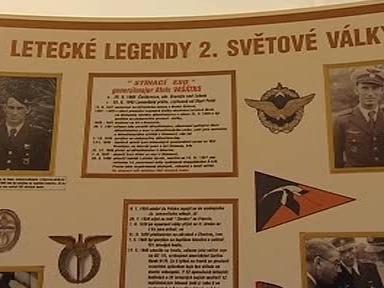 Z výstavy na Vyšší policejní škole MV v Jihlavě