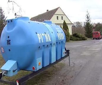 Cisterna na pitnou vodu