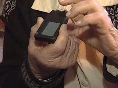Varovný systém pro seniory