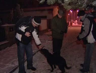 Zlínští policisté v civilu při kontrole