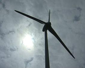 Vrtule větrné elektrárny