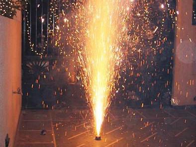 Zábavní pyrotechnika