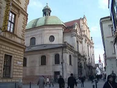Kostel sv. Janů