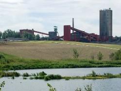 Důl ČSA Karviná