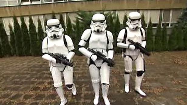 501. legie - fanoušci Hvězdných válek