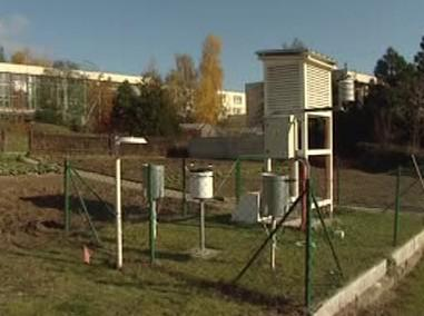 Školní meteorologická stanice