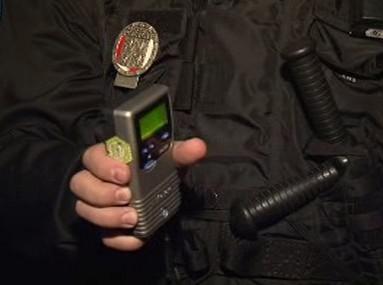 Speciální detektor na alkohol