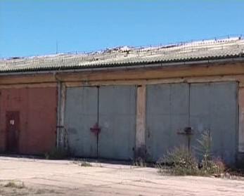 Tankové garáže v Krnově