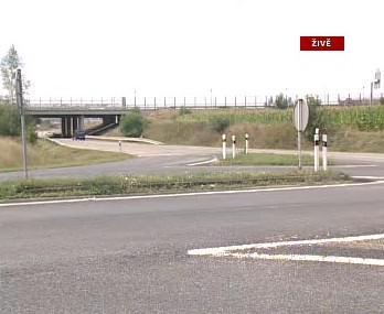 Křižovatka u Brna