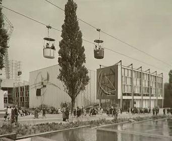 Výstava Expo 1958