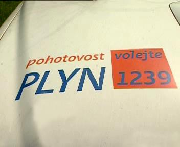 Pohotovost plyn