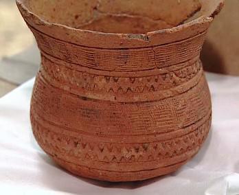 Váza kultury zvoncovitých pohárů