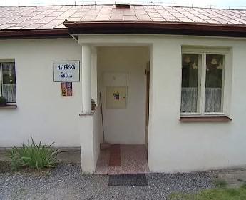 Mateřská školka v Moravci na Vysočině