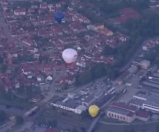 Balóny nad Brnem