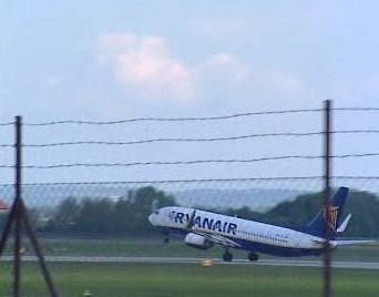 Boeing společnosti Ryanair