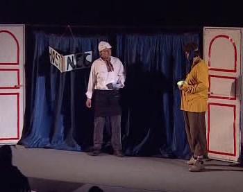 Sluha dvou pánů v břeclavském kině