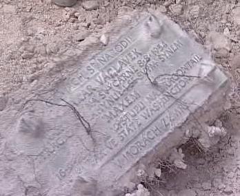 Pamětní deska obětem hor