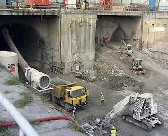 Ražba tunelů