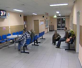 Čekárna nemocnice