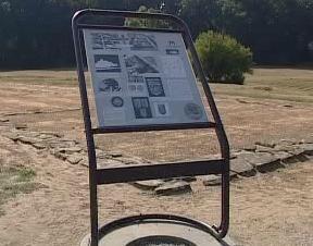 Areál mikulčického archeologického naleziště