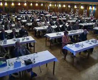Zasedání Konfederace politických vězňů