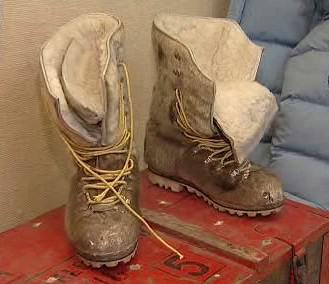 Polárnické boty