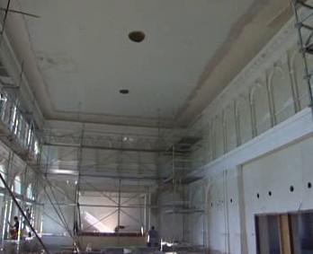 Rekonstrukce Společenského domu v Bruntále