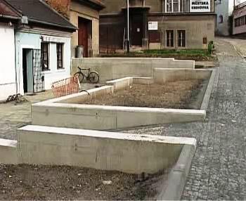 Žerotínovo náměstí v Přerově