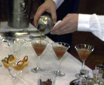 Soutěžní drinky