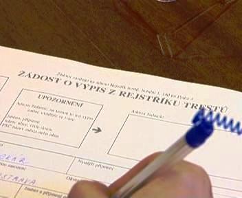 Výpis z rejstříku trestů