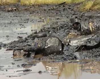 Ostravská ropná laguna