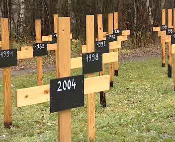 Památník obětem D1